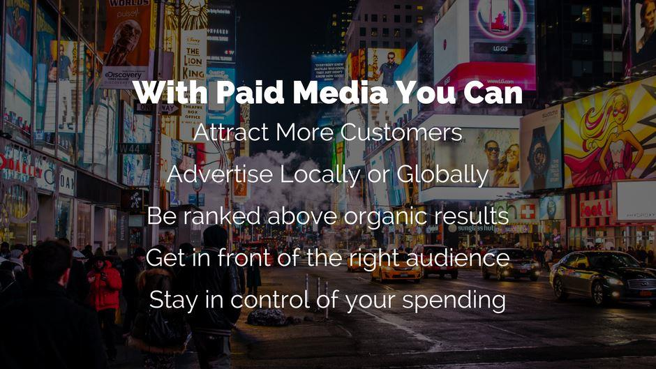 chachoo Services   Paid Media, PPC & Google Adwords