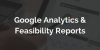 chachoo Services | Google Analytics & Feasibility Reports