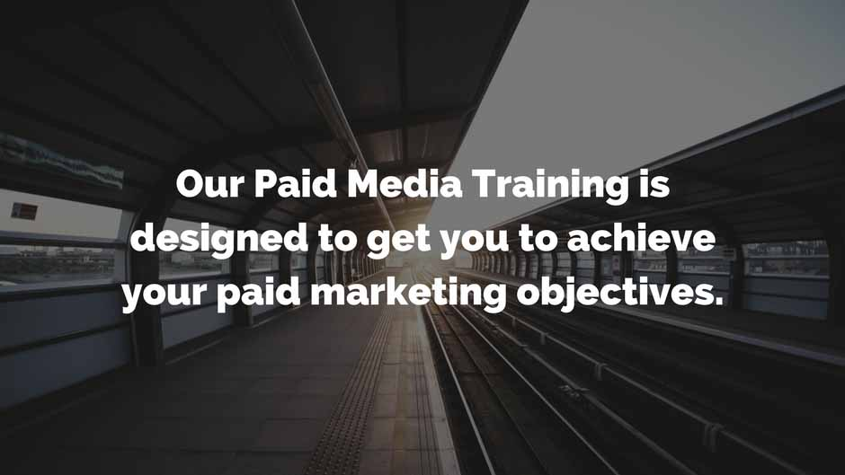chachoo Services | Paid Media, PPC & Google Adwords Training