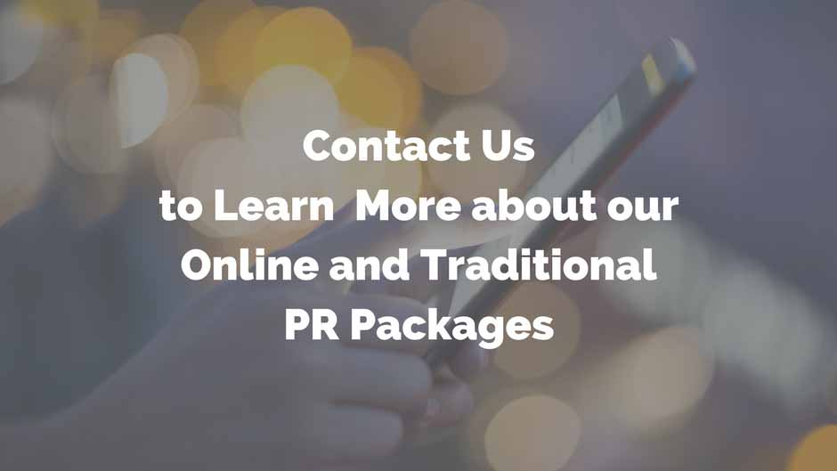 chachoo Services | Online & Traditional PR