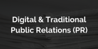 chachoo Services | Public Relations PR