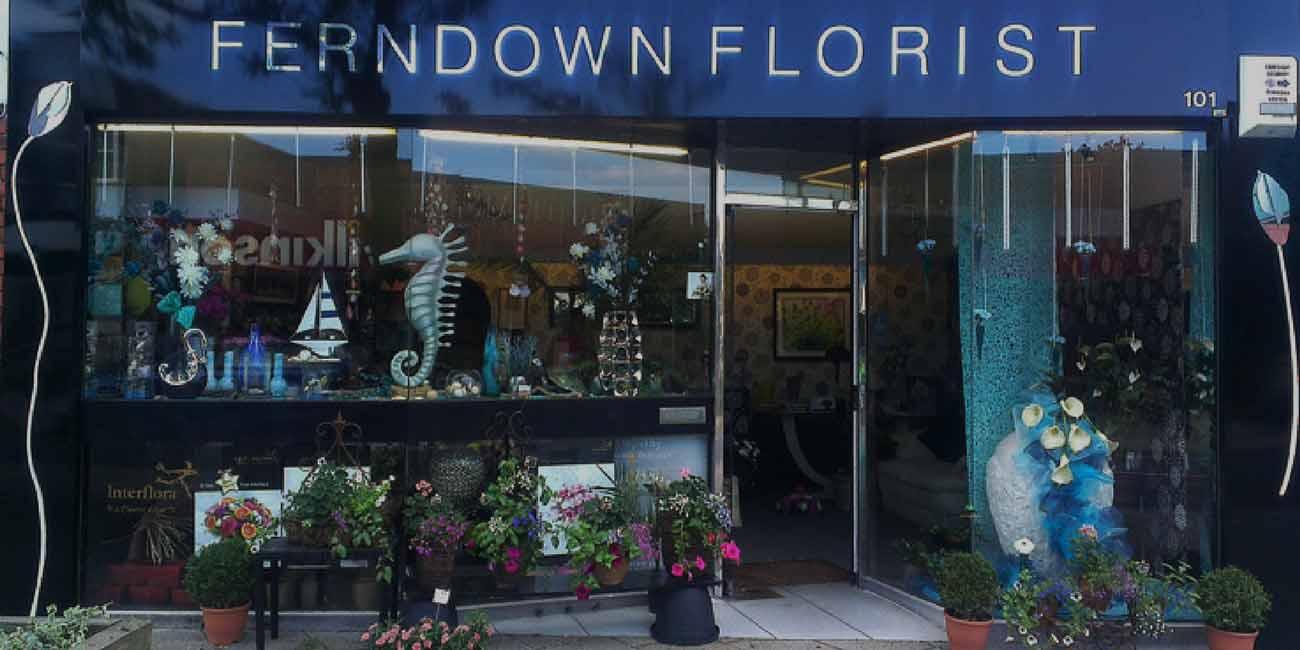 chachoo Portfolio | Marketing, SEO, Social Media for Ferndown Florist