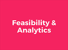 Feasibility Reports & Google Analytics
