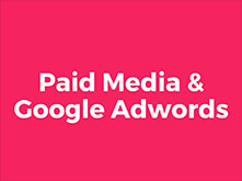 PPC, Paid Media & Google Adwords