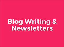 Blog & Copywriting