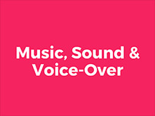 Sound & Voice-Over